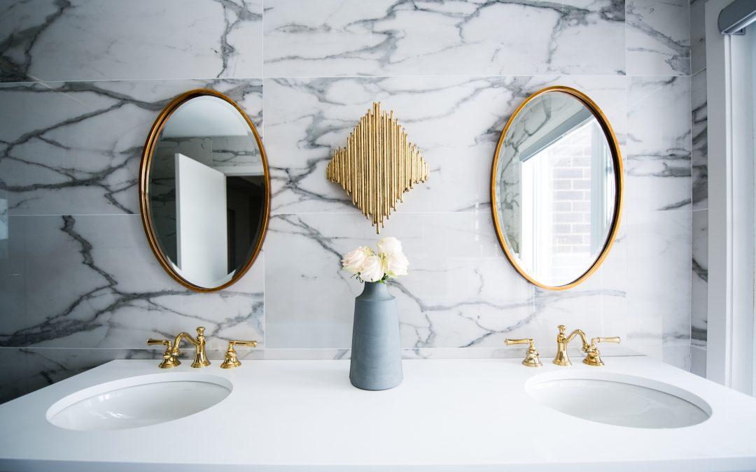 Sådan kan du få det perfekte spejl til væggen