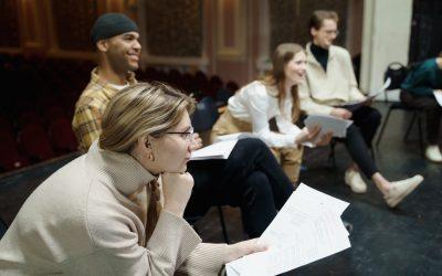 Tag på teaterefterskole se udviklingen af din person