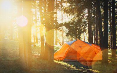 Camping ved Limfjorden