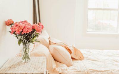 3 tips til at indrette dit soveværelse