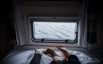 Få god søvn på campingferien